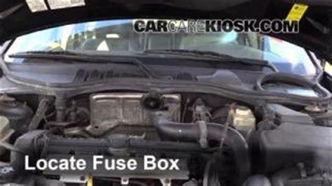 Volvo S40 Cabin Fuse Box by Power Steering Leak Fix 1998 2000 Volvo V70 1998 Volvo