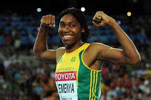 Caster Semenya: 5 Fast Facts You Need to Know