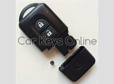 Car Keys Online Nissan Qashqai Pathfinder XTrail