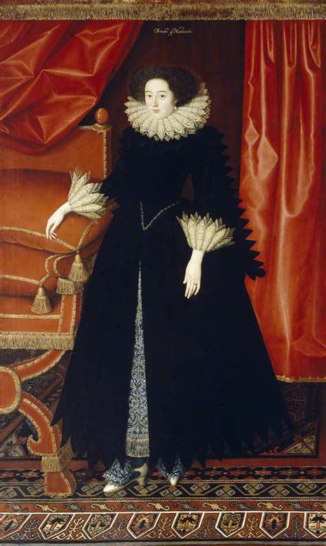 elizabeth bassett countess  newcastle attributed
