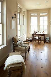 white-oak-wood-floors-Home-Office-Rustic-with-baseboards