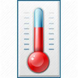 what does a thermometer icon in the weather channel temperature thermometer weather icon icon search engine