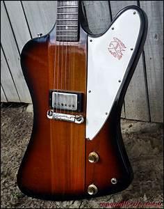 1964 Gibson Firebird I Guitar Vintage Guitars Reverse