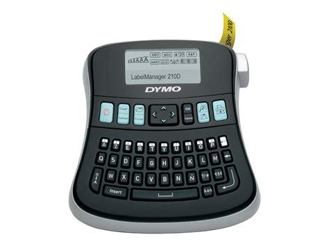 dymo labelmanager 210d étiqueteuse monochrome