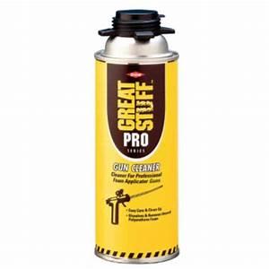 GREAT STUFF PRO 12 oz Gun Cleaner-259205 - The Home Depot