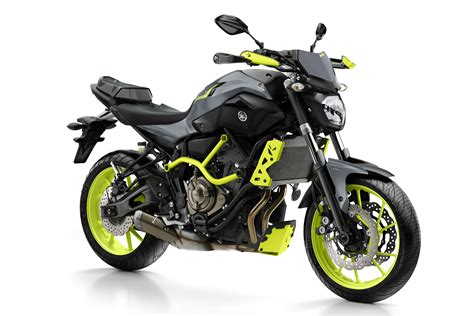 mt 07 yamaha yamaha mt 07 moto cage fluo revealed visordown