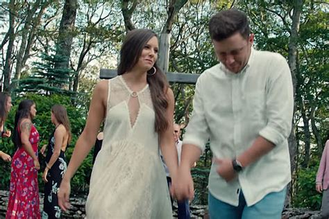 Scotty Mccreery Gives Viewers Peek Inside His Wedding In