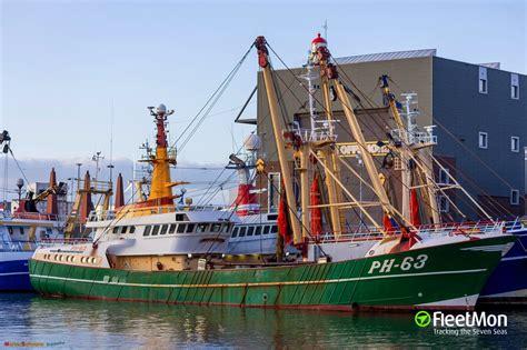 Vessel SOLI DEO GLORIA (Fishing vessel) IMO 8701428, MMSI ...