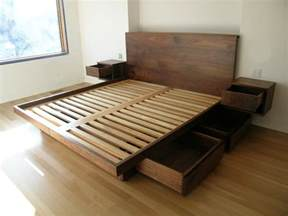 California King Platform Bed With Headboard by Best Ideas About California King Beds Also Platform Bed