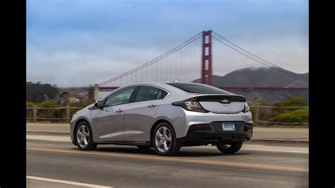 Real World Test Drive 2019 Chevrolet Volt Youtube