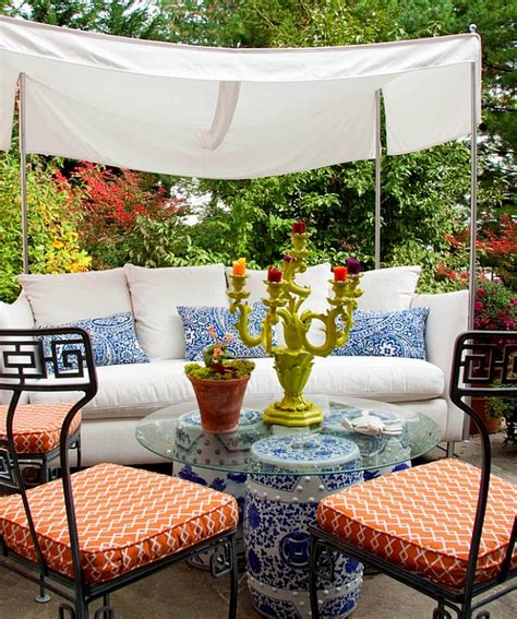 garden stools interior design ideas