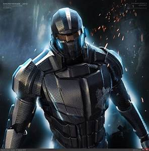 Mass effect and Armors on Pinterest