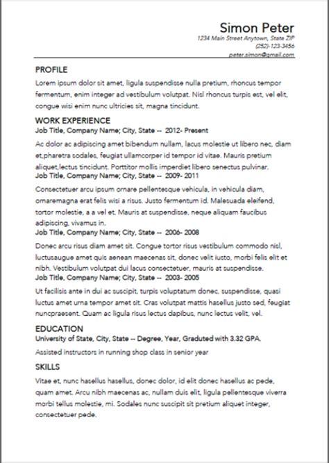 resume cv uebersetzung resumes cv