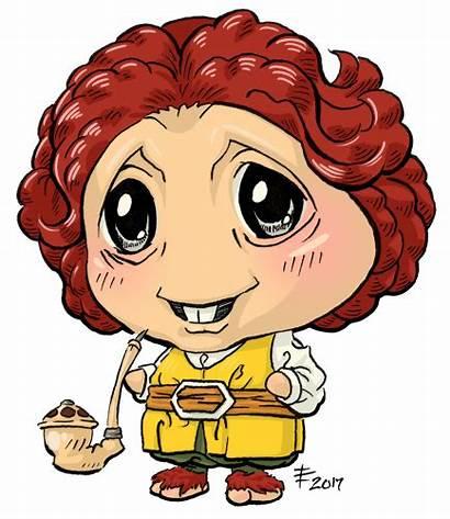Bilbo Baggins Chibi