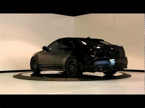 cadillac cts  blacked  youtube