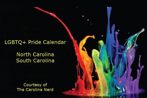 lgbtq gay pride carolina nerd