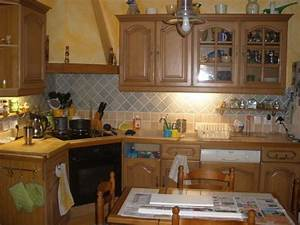 Placards De Cuisine : decoration cuisine placards ~ Carolinahurricanesstore.com Idées de Décoration