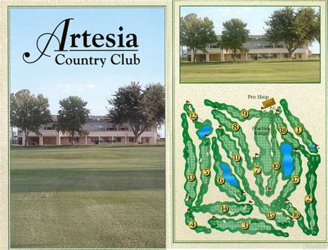 artesia country club  profile