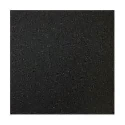 Rubber Flooring Home Depot by Multy Home 27 In X 10 Ft X 5 Mm Black Rubber Flooring