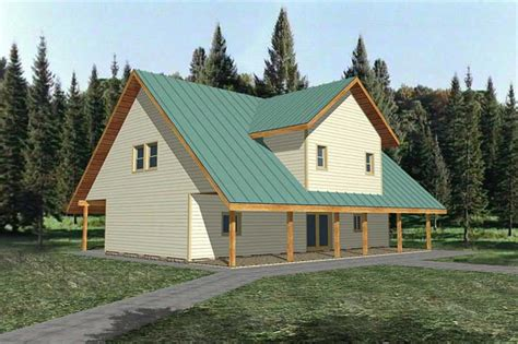 Country, Concrete Block/ Icf Design House Plans