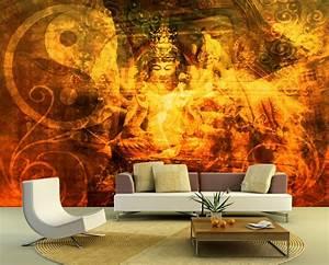 Fototapete Auf Raufaser : fototapete buddha urban tapeten geist seele ~ Markanthonyermac.com Haus und Dekorationen