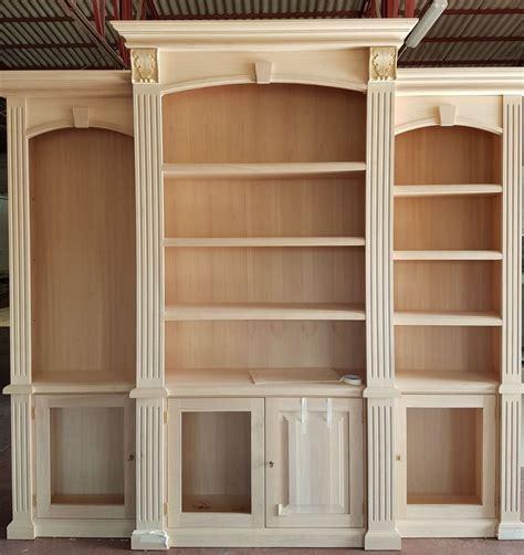 Librerie In Legno Su Misura by Librerie Su Misura In Legno