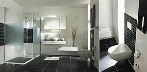 Badezimmer Fliesen Grau Weiß : ideen tipps bodenbelag neu architektur badezimmer buro ~ Watch28wear.com Haus und Dekorationen