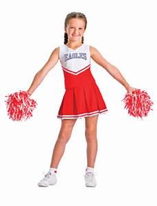 Cheer Kids Shell & Skirt 9200