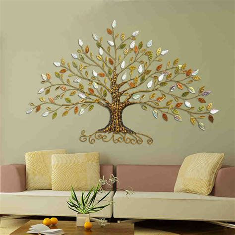 europe home decoration tree shape wrought iron  wall
