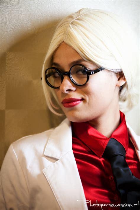 dr harleen quinzel cosplay