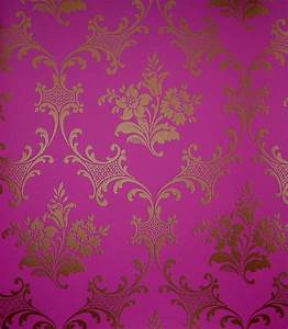 Ladies Slipper Wallpaper - orchid and rose design in ...