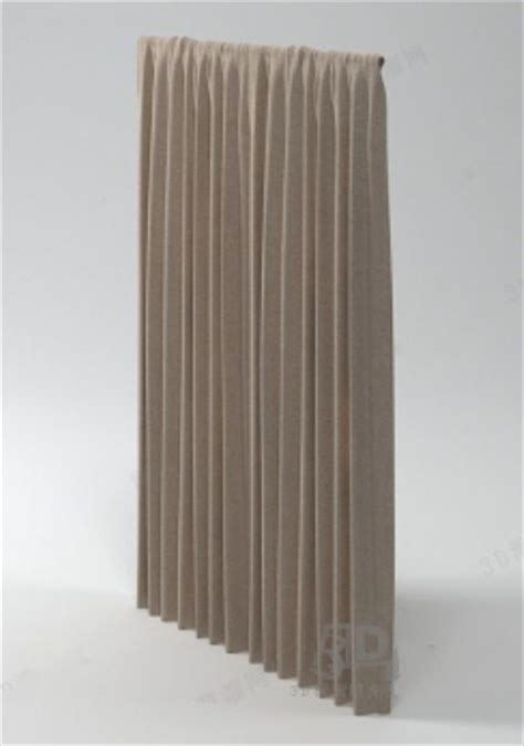 curtain model  model downloadfree  models