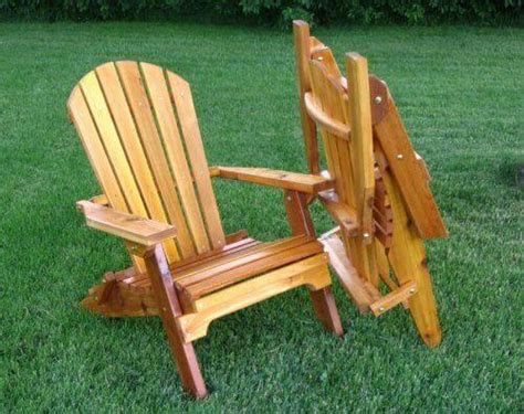 amish folding adirondack chair plans woodworking