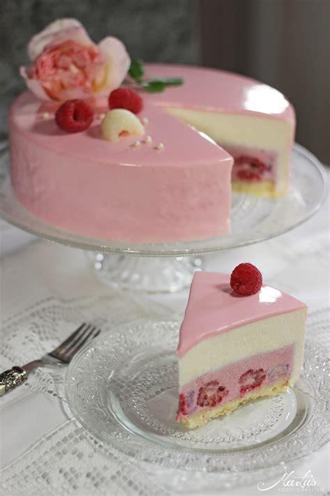 Torte Rosa Glasur