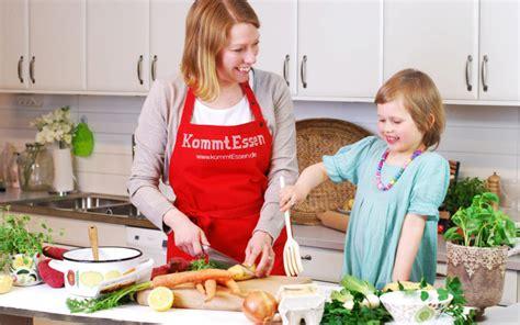 gesund kochen mit kindern die 10 besten tipps