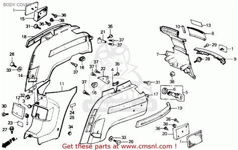 honda ch 80 wiring diagram honda auto wiring diagram