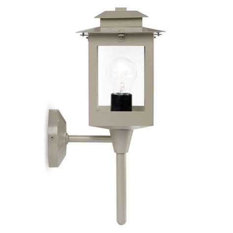 clay wall mounted coach light