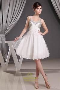 Short Graduation Dresses For High School Ivory Short Homecoming Dress   Vampal Dresses