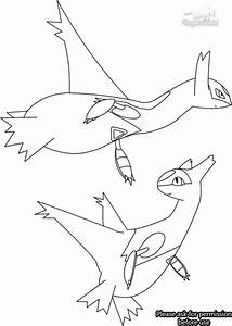 Latios Coloring Pages Coloring Pages