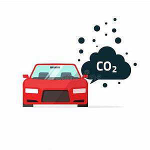 Co2 Emission Auto Berechnen : co2 emissions vector illustration car carbon dioxide emits symbol stock vector illustration ~ Themetempest.com Abrechnung