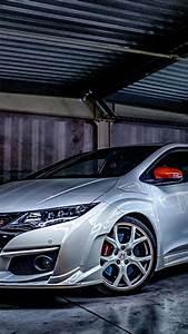 壁纸 本田思域型R跑车 3840x2160 UHD 4K 高清壁纸, 图片, 照片
