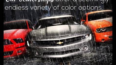 Choosing Car Color