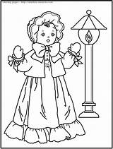 Coloring American Doll Colorir African Dall Printable Bonecas Grace Imagens Thomas Dolls Az Miracle Timeless Td Pastel Jolie Boneca Albuns sketch template