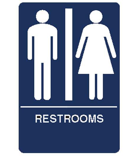 menswomens restroom sign doorwarecom