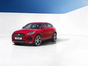 Nouveau 4x4 Jaguar : e pace le nouveau petit suv de jaguar blog automobile ~ Gottalentnigeria.com Avis de Voitures