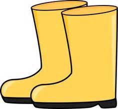 Gallery For > Rain Boots Clipart