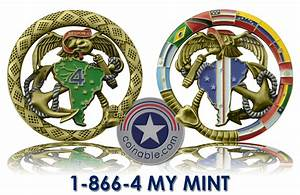 custom coins design a custom coin challenge coin With military coin design template