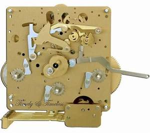 Hermle Clock Movement 1051