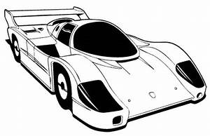 Free Printable Race Car Coloring Pages American Muscle