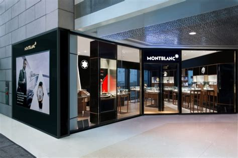 boutique mont blanc montblanc opens new boutique concept in hong kong at ifc mall retail in asia